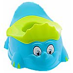 Summer Infant Dino Potty Blue/green