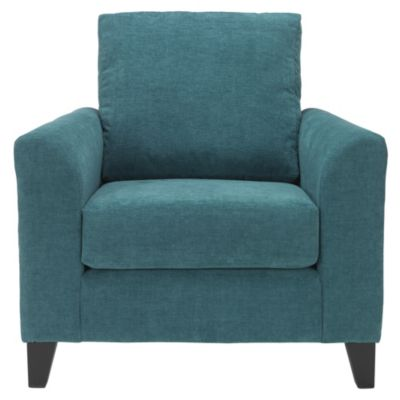 Elliot Lounge Chair Teal - image 1