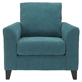 Elliot Lounge Chair Teal
