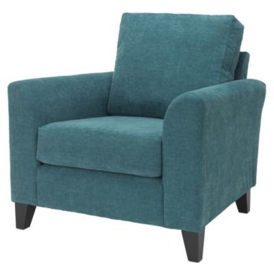 Elliot Lounge Chair Teal - image 2