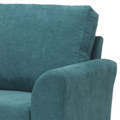 Elliot Lounge Chair Teal - image 3