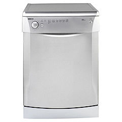 Beko DWD5411S Silver Full Size Dishwasher