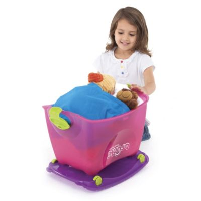 Trunki Travel ToyBox Pink - image 2