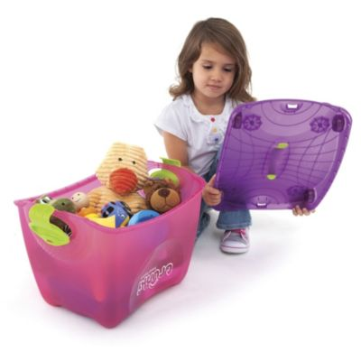 Trunki Travel ToyBox Pink - image 3