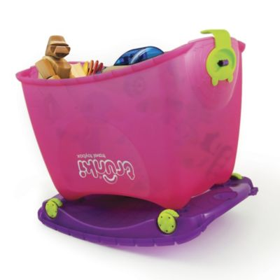 Trunki Travel ToyBox Pink - image 4