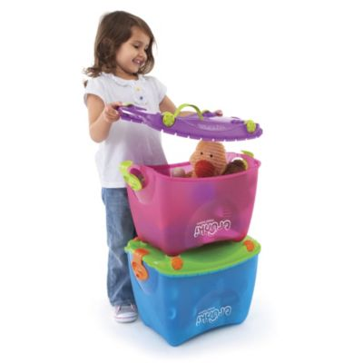 Trunki Travel ToyBox Pink - image 6