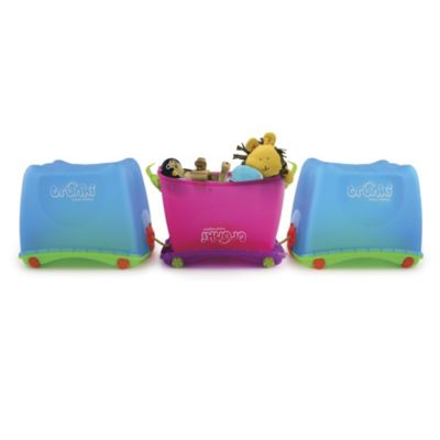 Trunki Travel ToyBox Pink - image 8