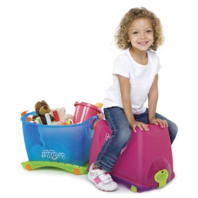 Trunki Travel ToyBox Pink - image 9