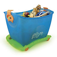 Trunki Travel ToyBox Blue
