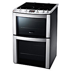 Electrolux EKC603601X 60cm Stainless Steel Electric Cooker