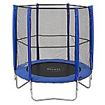 Plum Blue 6 ft Trampoline & Enclosure