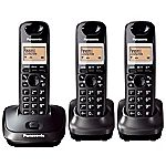 Panasonic KX-TG2513ET Triple DECT Phone