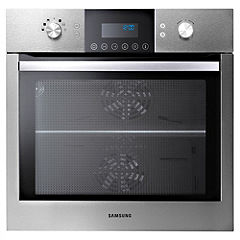 Samsung BQ1S6T077 Integrated Stainless Steel Electric Single Oven