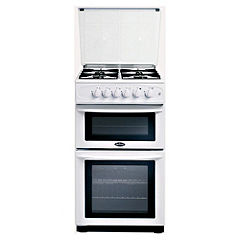 Belling GT755WH 50cm White Gas Cooker