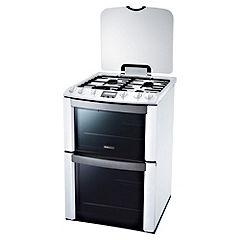 Electrolux EKG603202W 60cm White Gas Cooker