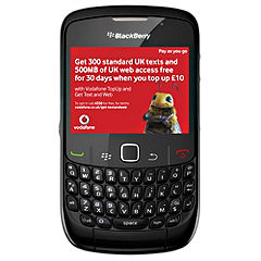 Vodafone Blackberry 8520 Mobile Phone