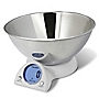 Salter Stainless Mixing Bowl and White Scale