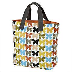 Head Butterfly Shopping Bag Ladies - Small Shopper