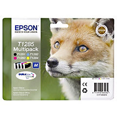 Epson T1285 Fox Multipack Ink