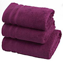 Home Collection Berry Egyptian Cotton Towel