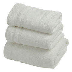 Home Collection White  Egyptian Cotton Towel