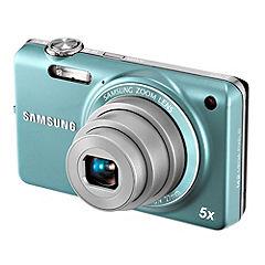 Samsung ST65 14.2 Megapixel Blue Digital Camera