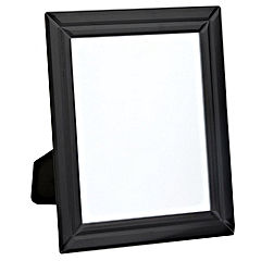 Tu Black Double Bevelled Glass Frame 8x10cm