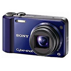 Sony Cyber-shot H70 16.1 Megapixel Blue Digital Camera