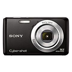 Sony Cyber-shot W520 14.1 Megapixel Black Digital Camera