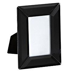 Tu Black Single Bevelled Glass Frame 2x3cm