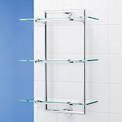Tu Scribe Glass Shelving Unit