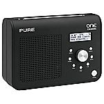 PURE One Classic Series II DAB Radio Black
