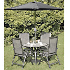Capri 4-seater Garden Set