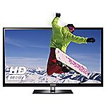 "Samsung PS43E490B 43"" HD Ready 3D Plasma TV"
