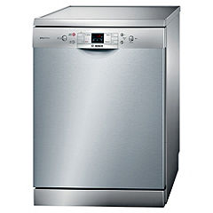 Bosch SMS40A08GB Stainless Steel Dishwasher