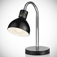 Tu Matte Black Desk Lamp