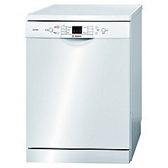 Bosch Avantixx SMS53A02GB White Dishwasher