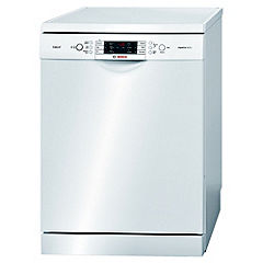 Bosch Exxcel SMS65E12GB White Dishwasher