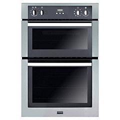 Stoves SEB900MFS Integrated Stainless Steel Multifunction Double Oven