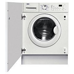 Zanussi ZKI245 White Integrated Washer Dryer