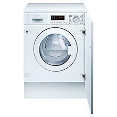 Neff V6540X0GB White Integrated Washer Dryer