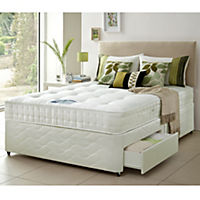 Perfecta Pocket Sprung 2-drawer Divan Bed