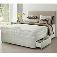 Perfecta Pocket Memory Foam Non-storage Divan Bed