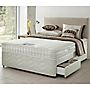 Perfecta Pocket Memory Foam 2-drawer Divan Bed