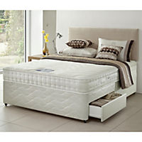 Perfecta Pocket Memory Foam 4-drawer Divan Bed