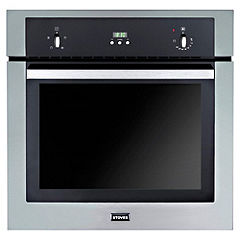 Stoves SEB600FPS Stainless Steel Integrated Electric Single Fan Oven