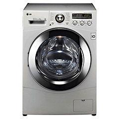 LG F1481TD5 Silver Washing Machine