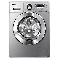 Samsung WF1804WPU Silver Washing Machine