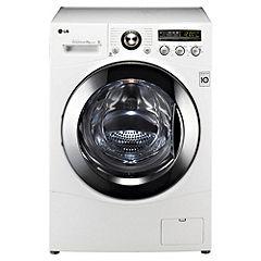 LG F1481TD Silver Washing Machine