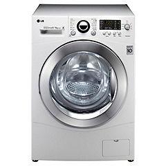 LG F1480YD White Washer Dryer